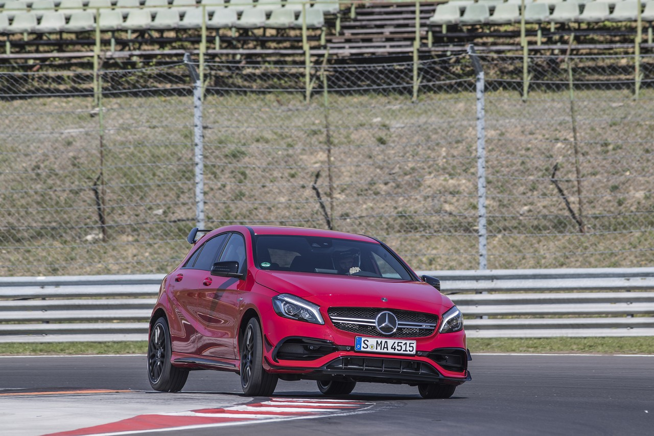 Mercedes-AMG Compact Cars