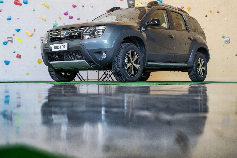 Dacia edizione limitata Brave: il coraggio di osare