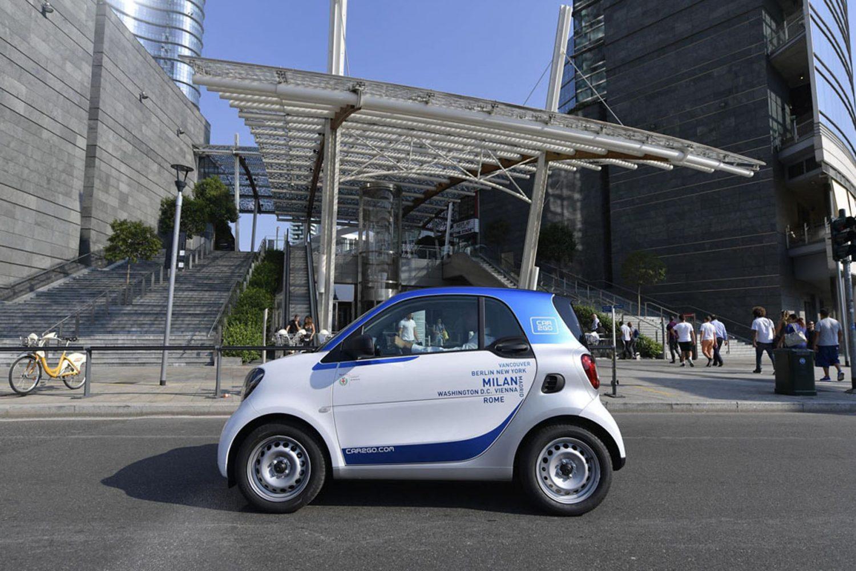 car2go raggiunge 350.000 utenti in Italia