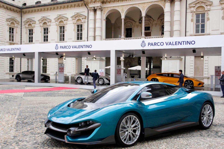 Salone dell auto di torino parco valentino 2017 - Salone del mobile torino ...