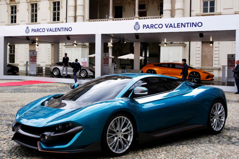Salone dell'Auto di Torino Parco Valentino 2017