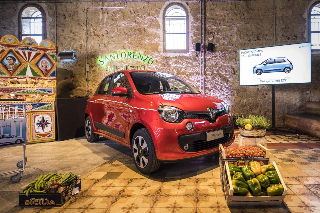 Renault Twingo SCe 69 EDC: l'entry level a doppia frizione