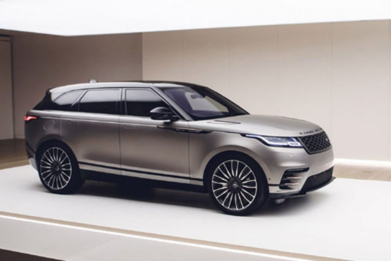 Land Rover alla Design Week