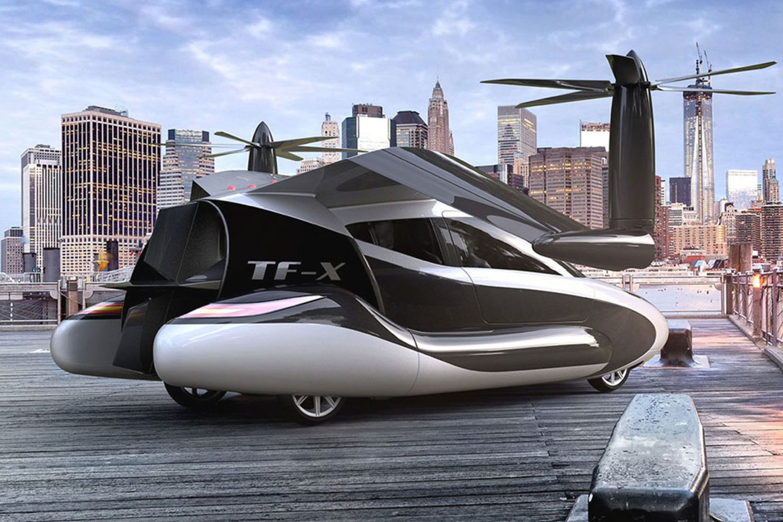 Uber punta all'aerotaxi driverless
