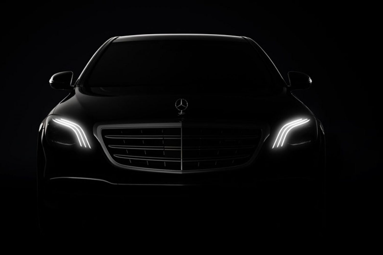Nuova Mercedes S, debutto a Shangai in grande stile