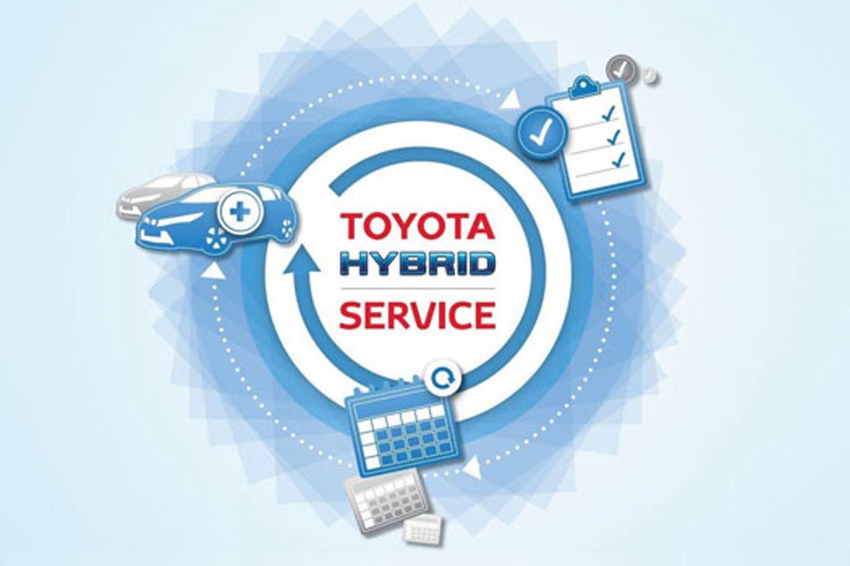 Toyota Hybrid Service