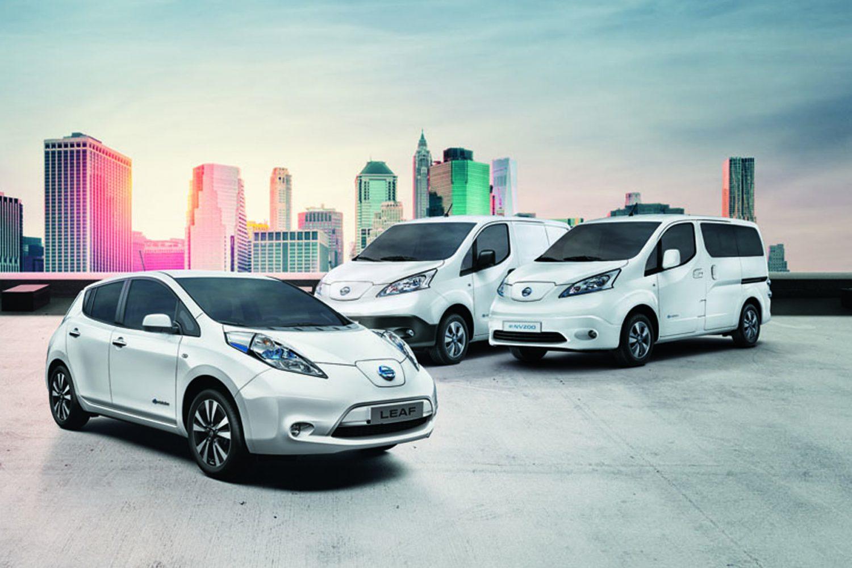 Nissan leader del mercato elettrico in Italia