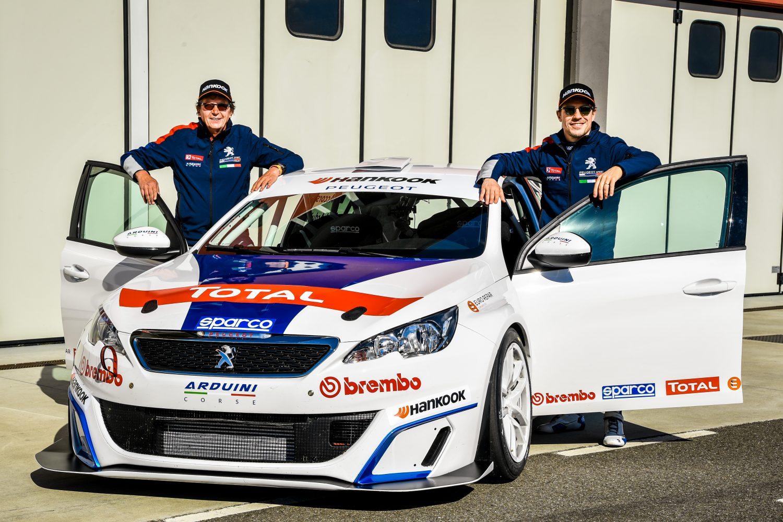 308 Racing Cup: Peugeot e Accorsi campioni di razza