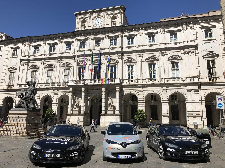 Mobilità elettrica a Torino