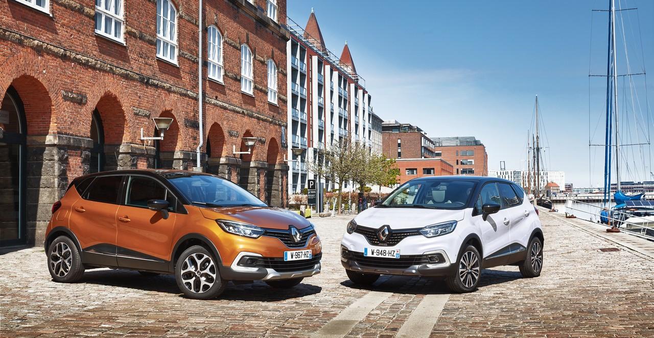 Nuova Renault Captur: questione di qualità