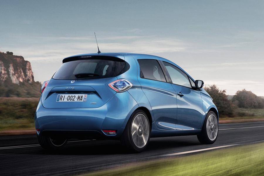 Renault e la sua gamma Z.E. a e_mob