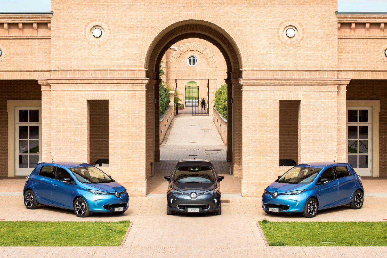 Nuova Renault Zoe: senza pensieri