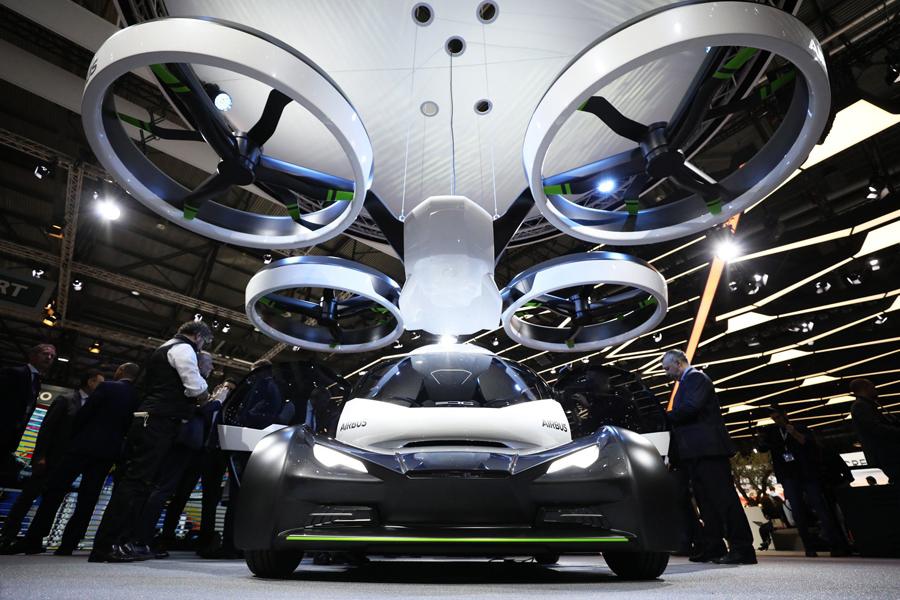 Pop.Up: Italdesign e Airbus insieme per il taxi intermodale
