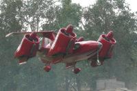 Le auto volanti di Paul Moller