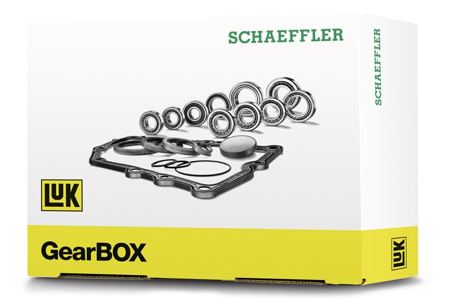 Schaeffler con LuK GearBOX