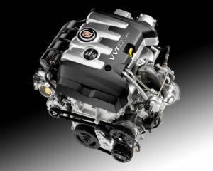 2.0L I-4 VVT DI Turbo Ecotec di General Motors per la Cadillac ATS 2013.