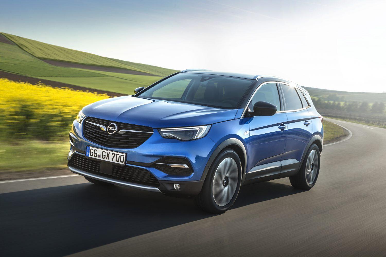 Opel Granland X