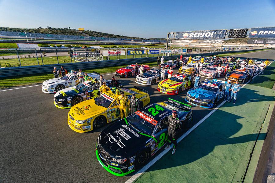 MOOG (Federal-Mogul Motorparts) sposa la NASCAR Whelen Euro Series