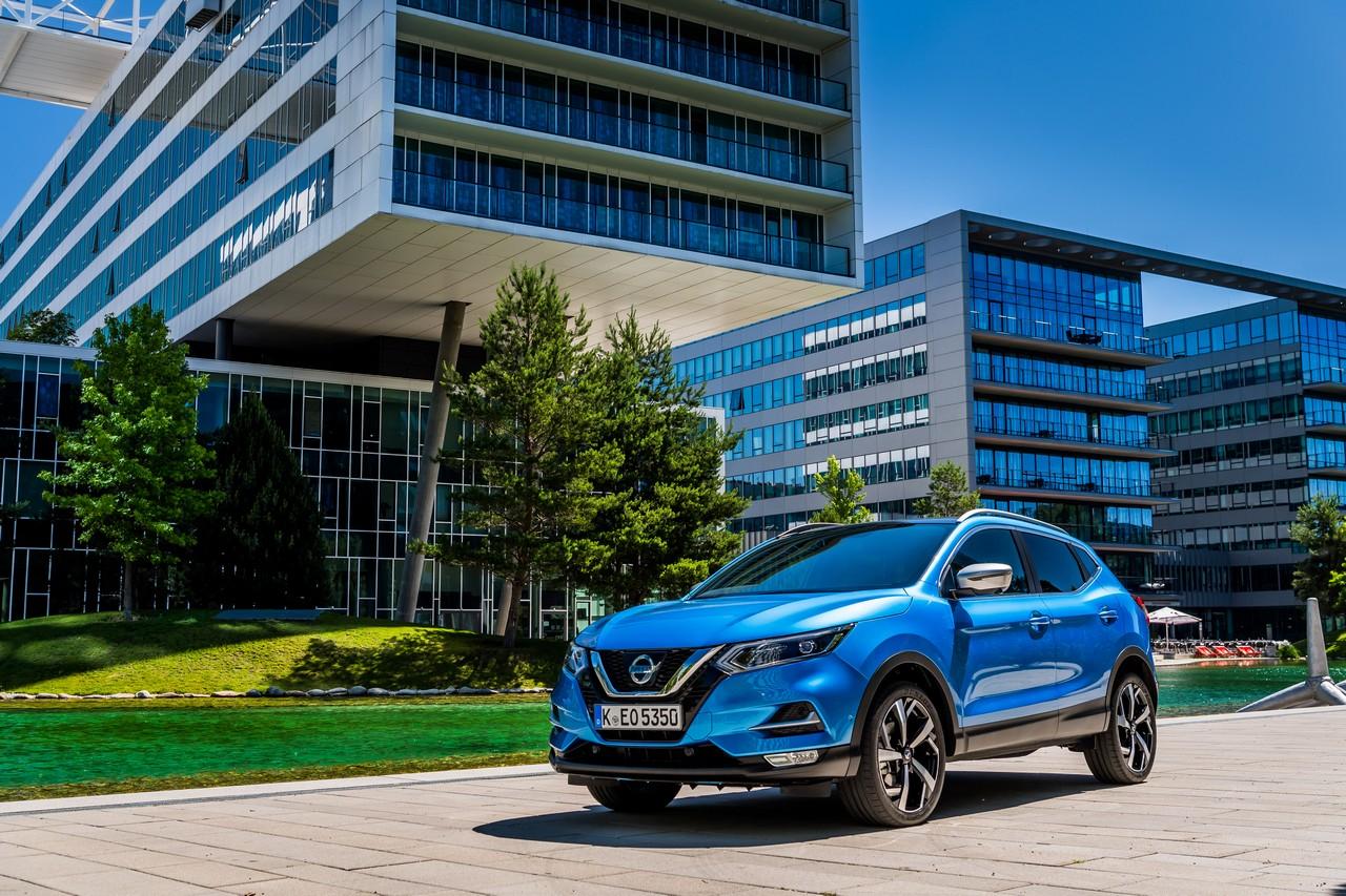 Nissan Qashqai: successo decennale