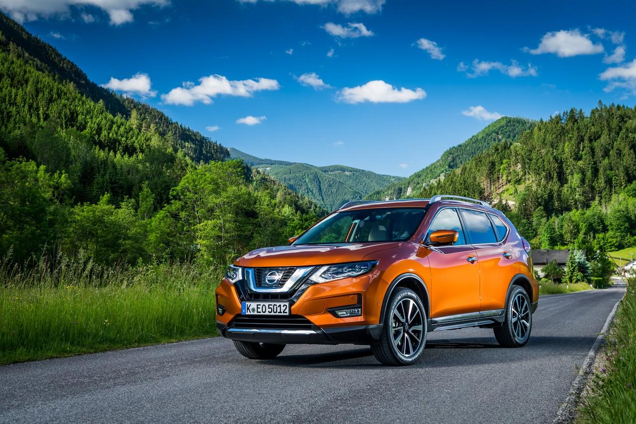 Nissan X-Trail: comodo avventuriero