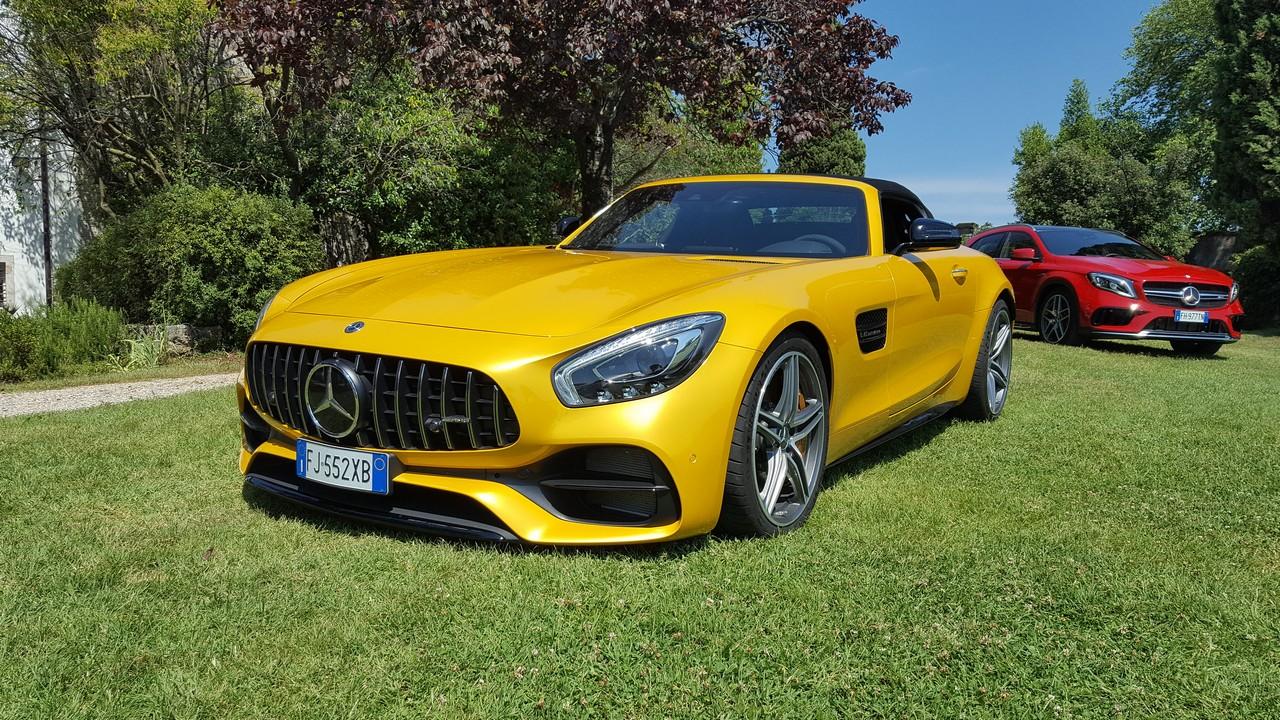 I 50 anni di Mercedes-AMG: l'Italia che va forte!