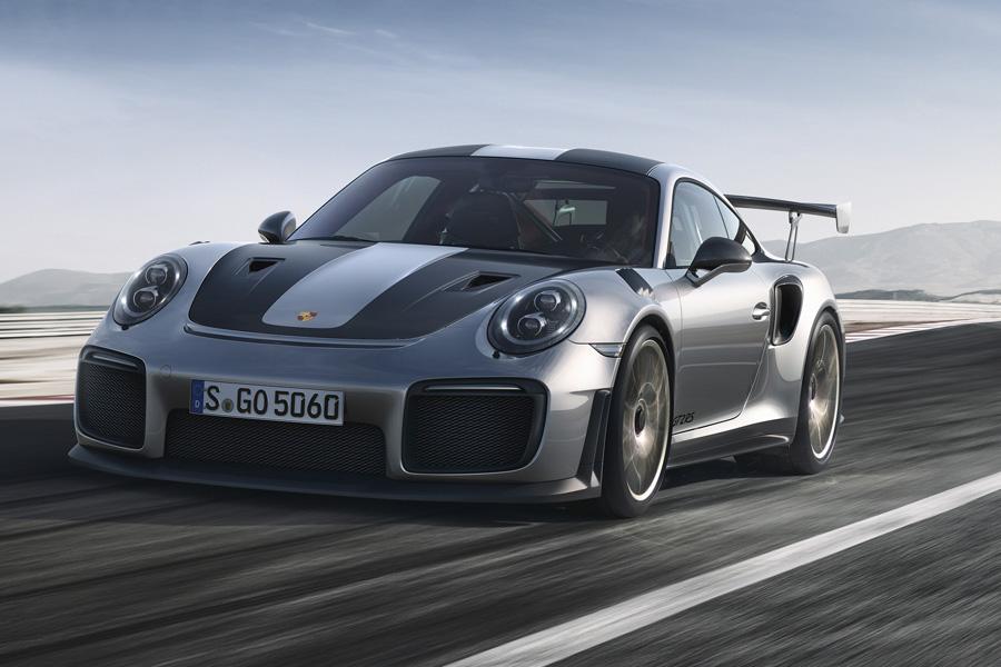Porsche 911, la più potente di sempre
