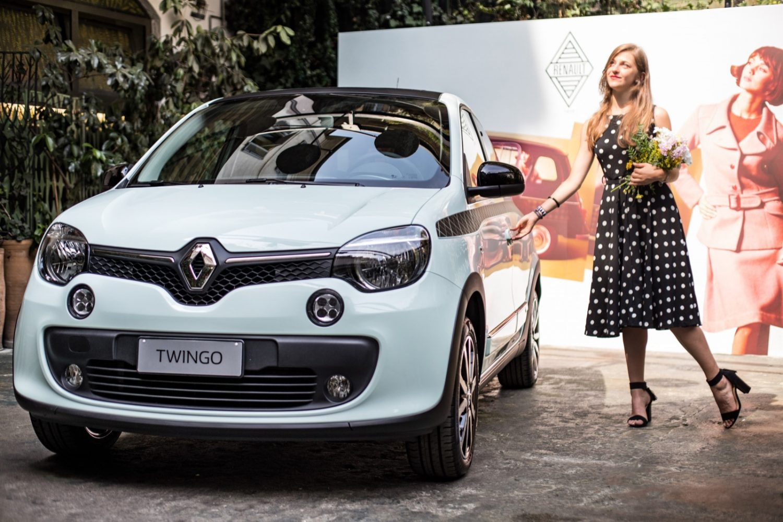 Renault Twingo La Parisienne: très chic