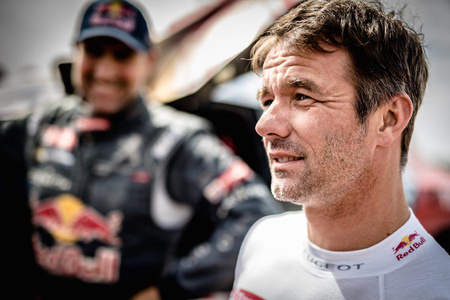 Sébastien Loeb, un talento unico al servizio di tutti i Marchi del Gruppo PSA