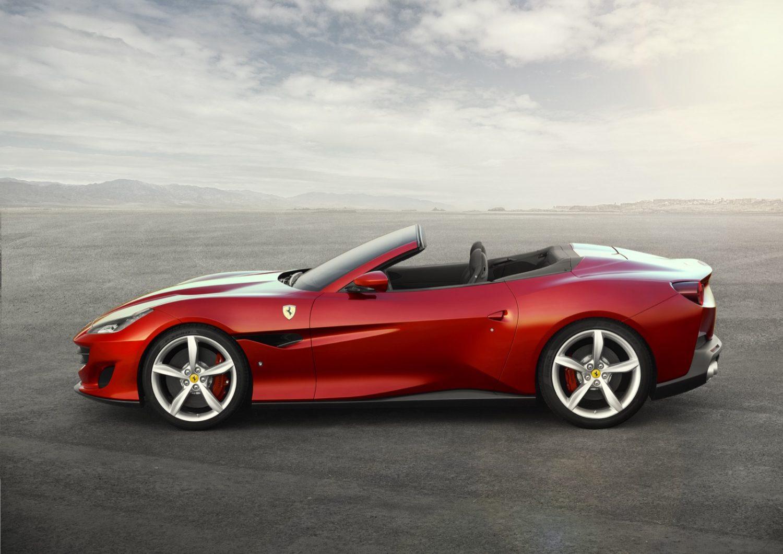 Ferrari Portofino: l'eleganza per eccellenza