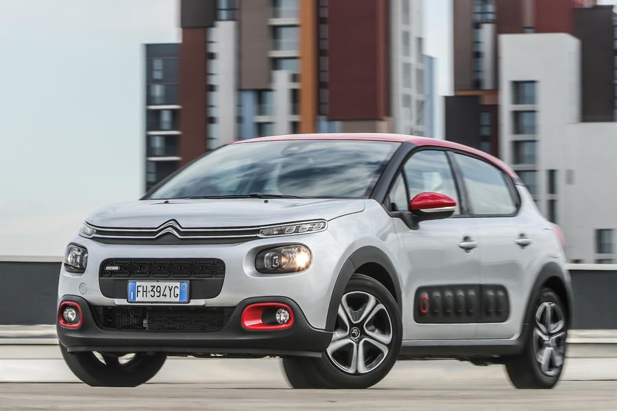 Citroën C3, la straniera più amata dagli italiani