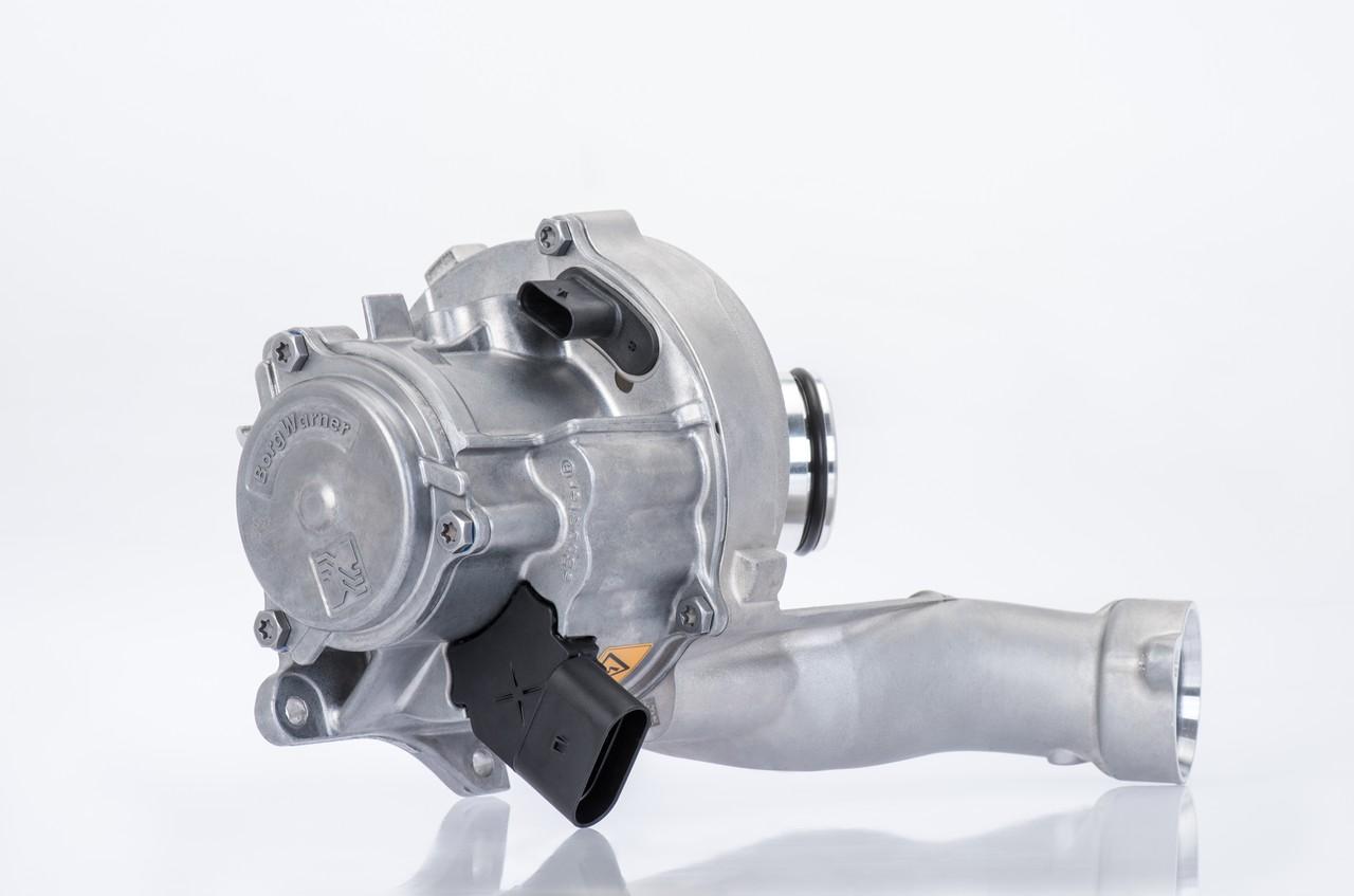 eBooster: il compressore elettrico a 48 Volt