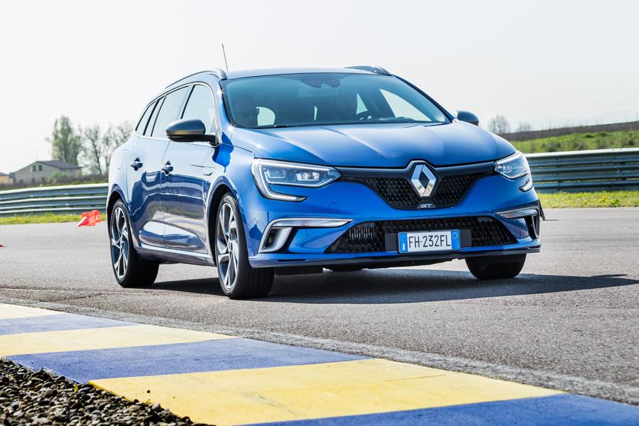 Gamma sportiva Renault: GT e RS