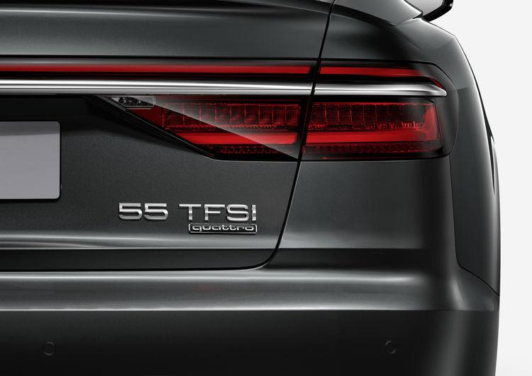 Il futuro delle Audi in due numeri che definiranno le classi di potenza