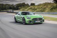 A Bilster Berg con la Mercedes-AMG GT R: il rasoio di Affalterbach