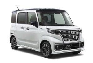 Suzuki Spacia Custom Connect