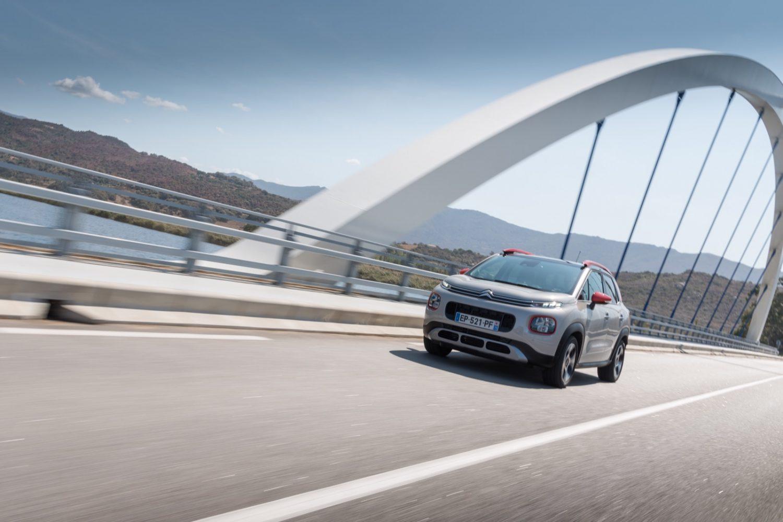 Citroën C3 Aircross: una scelta di stile