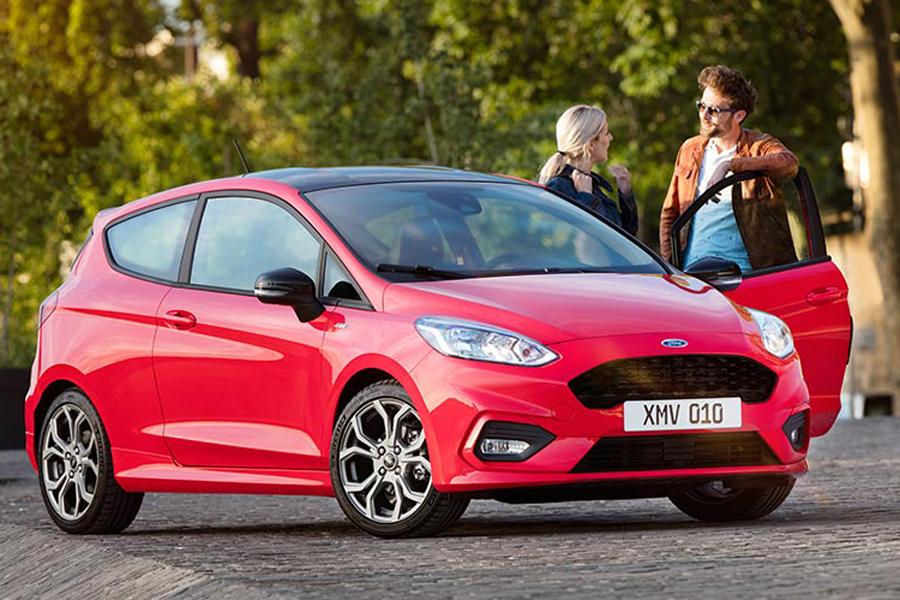 Tenneco per Ford Fiesta