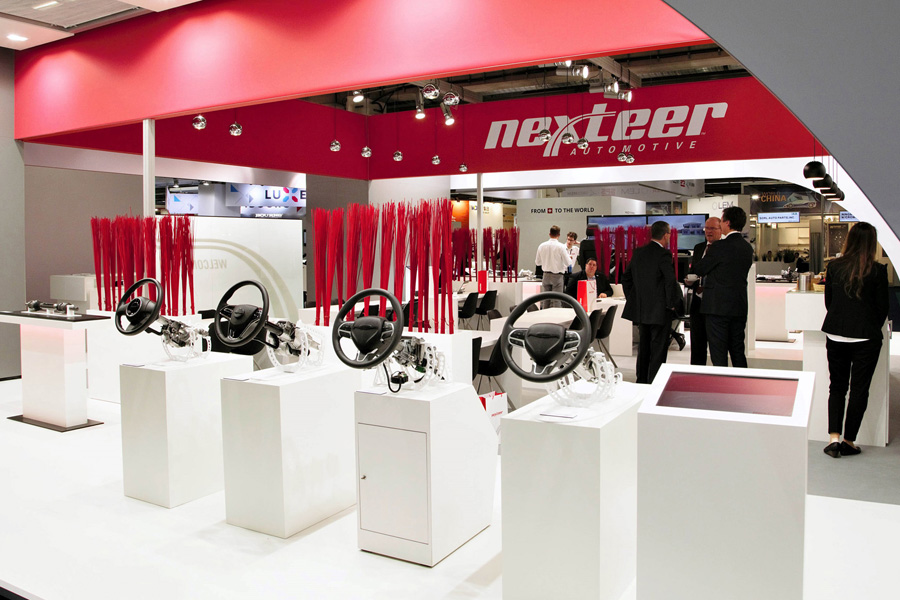 Nexteer e lo sterzo super intelligente