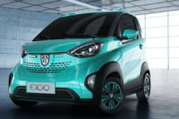 Sembra una Smart ma è Baojun E100