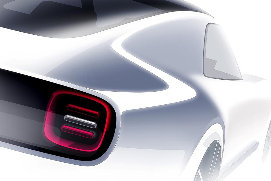 Nuova Honda Sports EV al salone di Tokyo