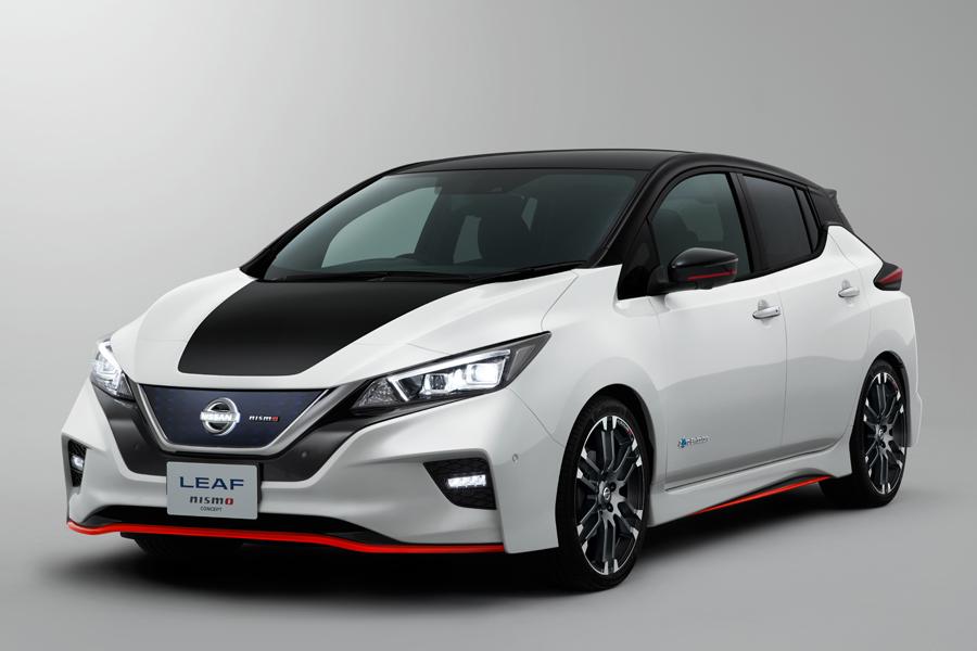 Nissan al Salone di Tokyo