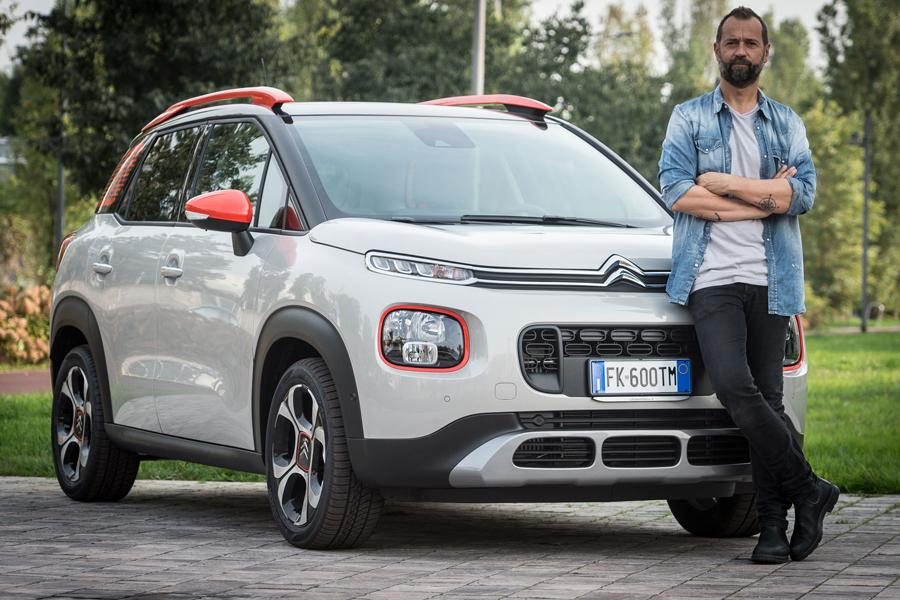 La Citroën C3 Aircross prende il Volo