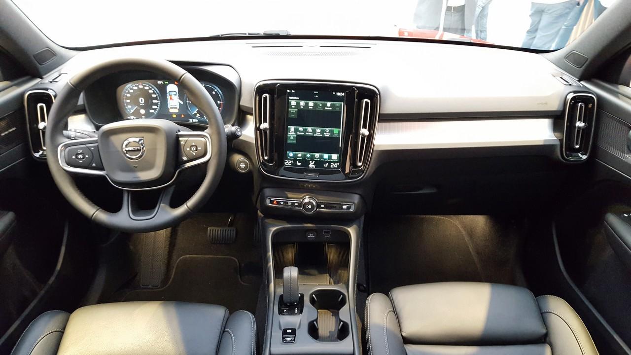 Volvo Xc40 L Anti Tedesche