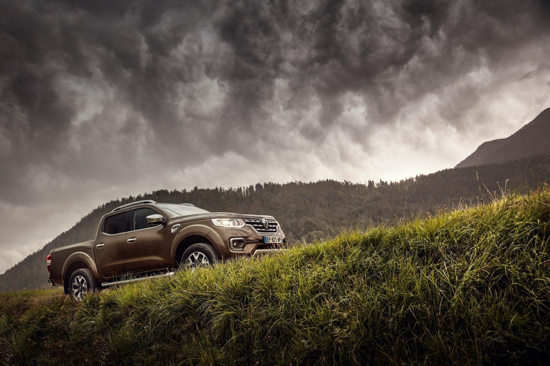 Renault Alaskan: una nuova strada