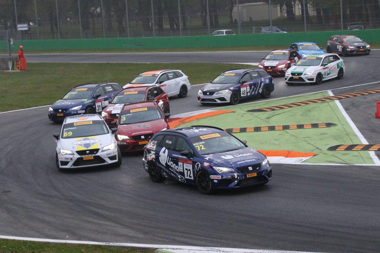Si chiude a Monza la stagione dei trofei SEAT