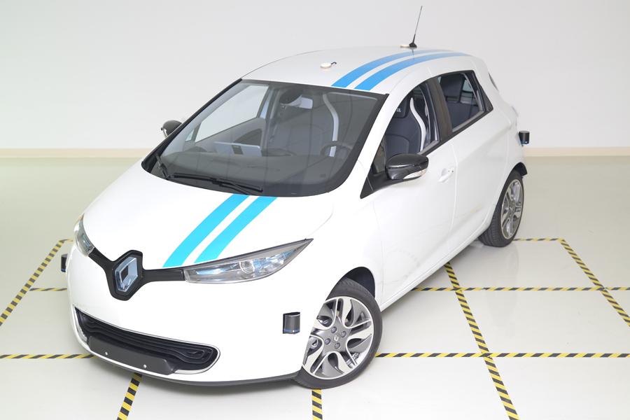 Gruppo Renault e la guida super intelligente