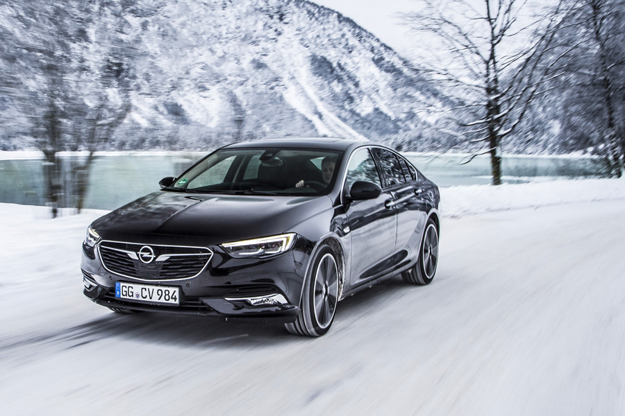 L'inverno? A Opel non fa paura