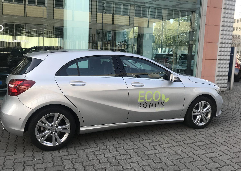 Mercedes EcoBonus: semaforo verde