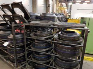 Nokian Tyres factory