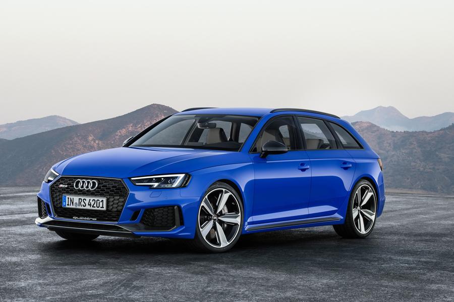 Audi RS 4 Avant, il ritorno della belva